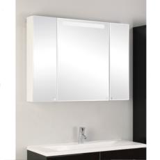 Зеркальный шкаф Акватон Мадрид 100 М (1000х750 мм) белый 1A111602MA010