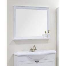 Зеркало Акватон Идель 105(1036х850мм)дуб белый 1A197902IDM70