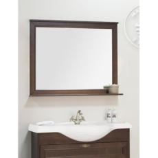 Зеркало Акватон Идель 105(1036х850мм)дуб шоколадный 1A197902IDM80