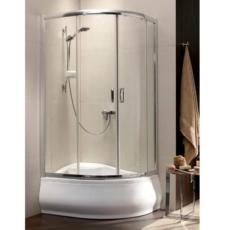 Душевой угол Radaway Premium Plus E 1700 (1200х900 мм) профиль хром глянцевый/стекло коричневое 30483-01-08N