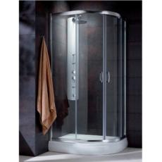 Душевой угол Radaway Premium Plus E 1900 (1200х900 мм) профиль хром глянцевый/стекло сатин 30493-01-02N