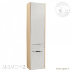 Шкаф-колонна Акватон Инфинити правая (350х1435мм) ясень Коимбра 1A192303IFSCR