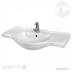 Раковина для мебели Акватон Аквастоун 95 (950х485 мм) 1WH110219