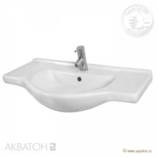 Раковина для мебели Акватон Акватель 85 см (850х485мм) 1WH110216