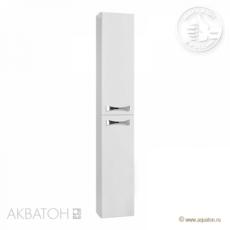 Шкаф-колонна Акватон Диор (262х1633мм) белая 1A110803DR010