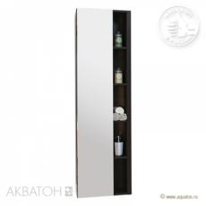 Шкаф-колонна Акватон Брайтон (460х1600 мм) венге 1A176803BR500