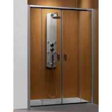 Душевая дверь Radaway Premium Plus DWD (1800х1900 мм) профиль хром глянцевый/стекло прозрачное 33373-01-01N