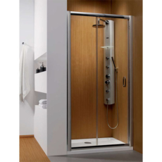 Душевая дверь Radaway Premium Plus DWJ (1500х1900 мм) профиль хром глянцевый/стекло фабрик 33343-01-06N