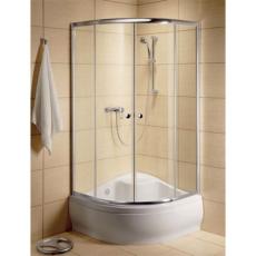 Душевой угол Radaway Classic A 1700 (900х900 мм) профиль хром глянцевый/стекло фабрик 30001-01-06