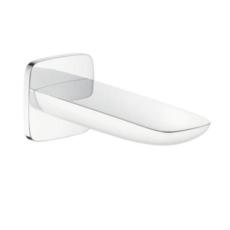 Излив на ванну Hansgrohe PuraVida белый/хром 15412400