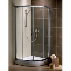 Душевой угол Radaway Premium Plus A 1900 (1000х1000 мм) профиль хром глянцевый/стекло прозрачное 30423-01-01N
