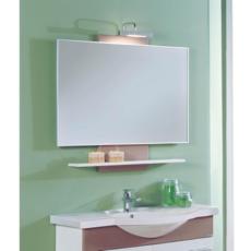 Зеркало Акватон Логика-М 110 разборное (1055х877мм) лен шенон 1A052102LOD60