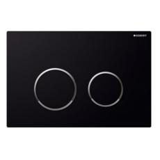 Смывная клавиша Geberit Omega20 115.085.KM.1 (черный)