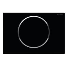 Смывная клавиша Geberit Sigma10 115.758.KM.5 (черный)
