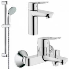 Комплект для ванной 3 в 1 Grohe BauLoop 121827