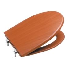Сиденье с крышкой для унитаза Roca America (вишня) 801490M14