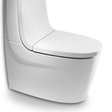 Сиденье с крышкой для унитаза Roca Khroma 801652004 белое
