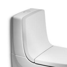 Спинка для унитаза Roca Khroma 80165AF6T белый органик