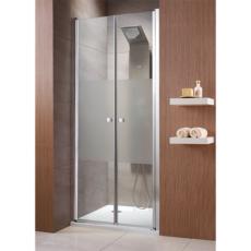 Душевая дверь Radaway EOS DWD (700х1970 мм) профиль хром глянцевый/стекло интимато 37783-01-12N