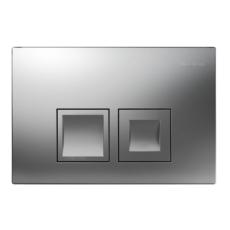 Смывная клавиша Geberit Delta50 115.135.46.1 (хром матовый)