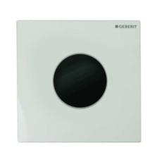 Привод смыва для писсуара Geberit Sigma01 116.021.11.5 (белый «Alpine», ИК датчик, 230 В)