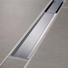 Крышка дренажного канала Geberit CleanLine20 154.451.KS.1 (обрезной, 30-130 см)