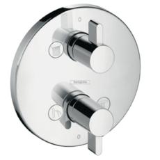 Запорный/переключающий вентиль Hansgrohe iControl S 15955000