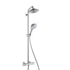Душевая система Hansgrohe Raindance Select S 240 Showerpipe EcoSmart 27116000