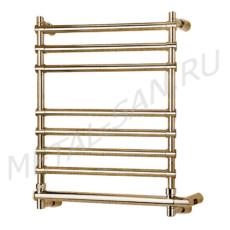 Полотенцесушитель электрический Margaroli Sole 564/8 (570х684 мм) бронза 5644708OBNB