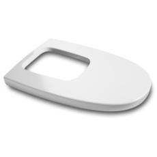 Крышка для биде Roca Khroma с механизмом плавное закрывание белая 806652004