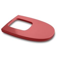 Крышка для биде Roca Khroma с механизмом плавное закрывание красная 806652F3T