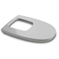 Крышка для биде Roca Khroma с механизмом плавное закрывание белый органик 806652F6T