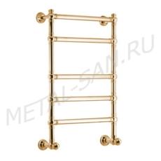Полотенцесушитель водяной Margaroli Armonia 9-464 (665х930 мм) золото 94645505GO