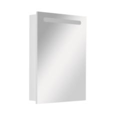 Зеркальный шкаф левый Roca Victoria Nord 60 белый (606х810 мм) ZRU9000029