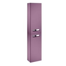 Шкаф-колонна левая Roca Gap (фиолетовая) ZRU9302747