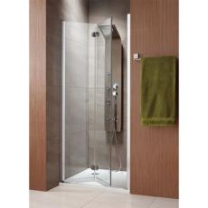Душевая дверь Radaway EOS DWB левая (900х1970 мм) профиль хром глянцевый/стекло интимато 37803-01-12NL