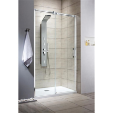 Душевая дверь Radaway Espera DWJ левая (1600х2000 мм) профиль хром глянцевый/стекло прозрачное 380116-01L