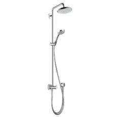 Душевая система Hansgrohe Croma 220 Showerpipe Reno 27224000