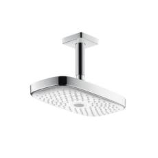 Верхний душ Hansgrohe Raindance Select E 300 2jet (белый/хром) 27384400