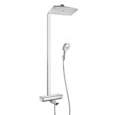 Душевая система для ванны Hansgrohe Raindance Select E360 Showerpipe 27113000
