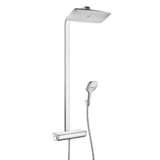 Душевая система Hansgrohe Raindance Select E 360 Showerpipe 27112000