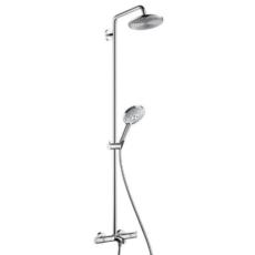Душевая система для ванны Hansgrohe Raindance Select S240 Showerpipe 27117000