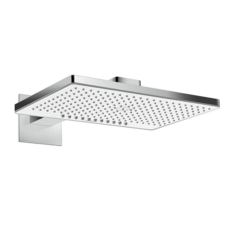 Верхний душ Hansgrohe Rainmaker Select 2jet (белое стекло) 24005400