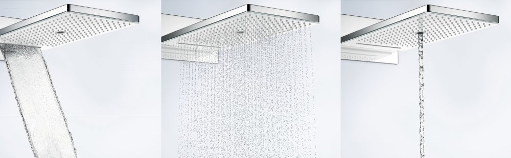 hansgrohe rainmaker select 580 3jet 24001400. Black Bedroom Furniture Sets. Home Design Ideas