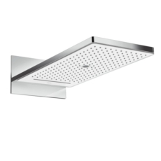 Верхний душ Hansgrohe Rainmaker Select 580 3jet (белое стекло) 24001400