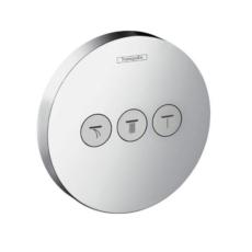 Запорный вентиль на 3 потребителя Hansgrohe ShowerSelect S 15745000