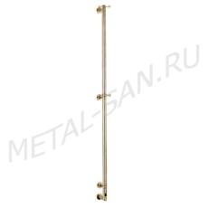 Полотенцесушитель электрический Margaroli Arcobaleno 616/L (1650 мм) бронза 616OBB-1650