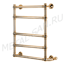 Полотенцесушитель электрический Margaroli Armonia 9-564 (690х780 мм) золото 95645505OBGOD