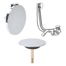 Слив-перелив для ванны Villeroy & Boch U90950461 (хром глянцевый)