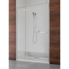 Душевая дверь Radaway Euphoria DWJ левая (1300х2000 мм) профиль хром глянцевый/стекло прозрачное 383017-01L
